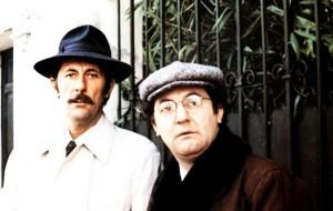 Туалет был заперт изнутри / Les vécés étaient fermés de l'intérieur (1976): кадр из фильма