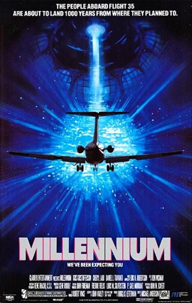 Тысячелетие / Millennium (1989): постер