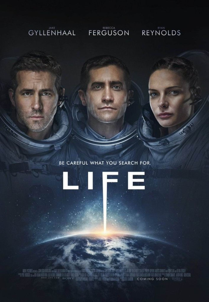 Живое / Life (2017): постер