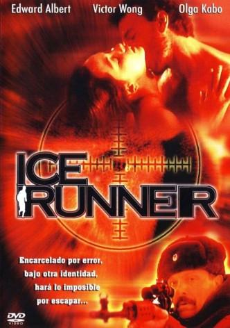 Бегущий по льду / The Ice Runner (1992): постер