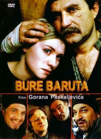 Бочка пороха / Буре барута (1998): постер
