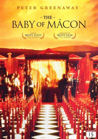 Дитя Макона / The Baby of Mâcon (1993): постер