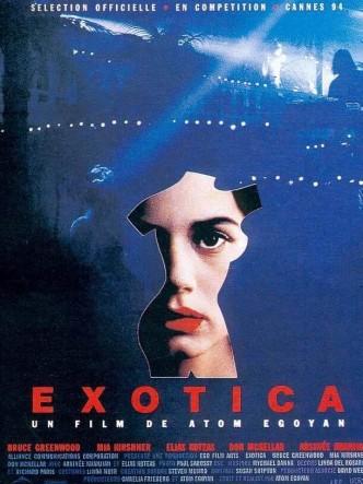 Экзотика / Exotica (1994): постер