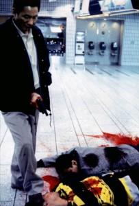 Фейерверк / Hana-bi (1997): кадр из фильма