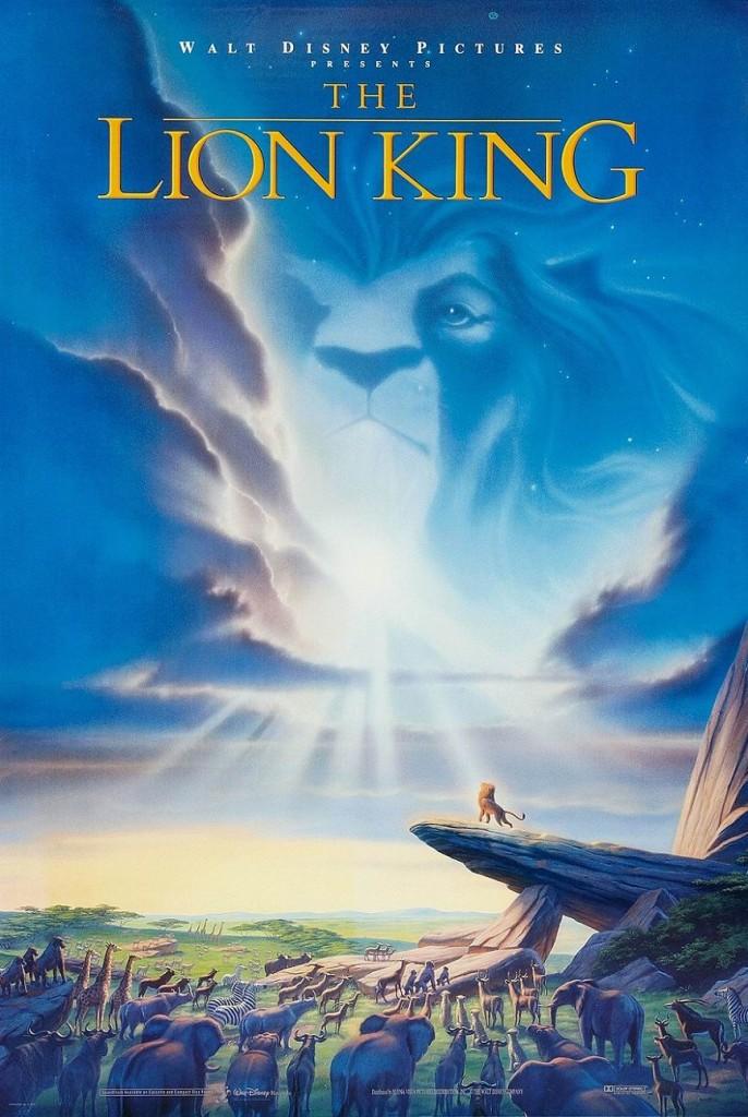 Король Лев / The Lion King (1994): постер