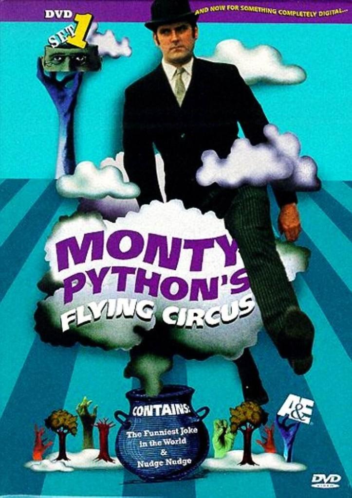 Летающий цирк Монти Пайтона / Monty Python's Flying Circus (1969-74) (телесериал): постер
