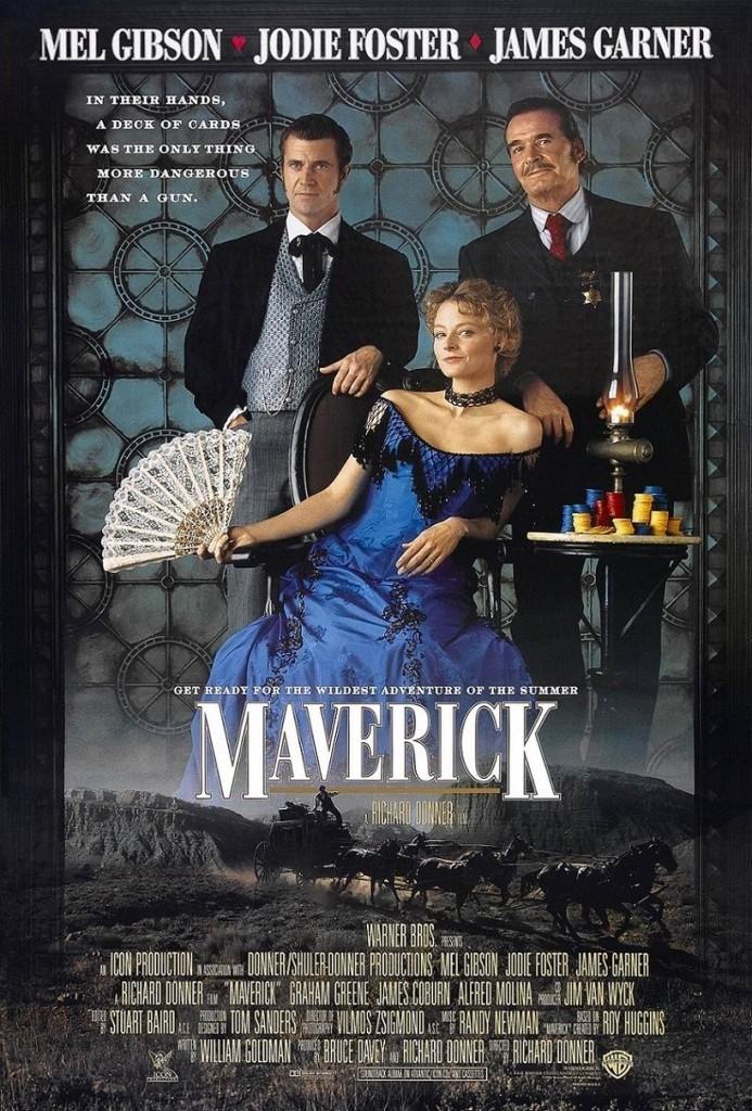 Мэверик / Maverick (1994): постер