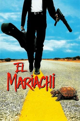 Музыкант / El mariachi (1992): постер
