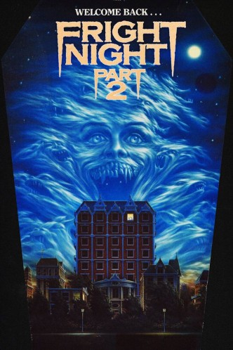 Ночь страха 2 / Fright Night Part 2 (1988): постер