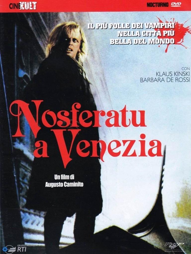 Носферату в Венеции / Nosferatu a Venezia (1988): постер