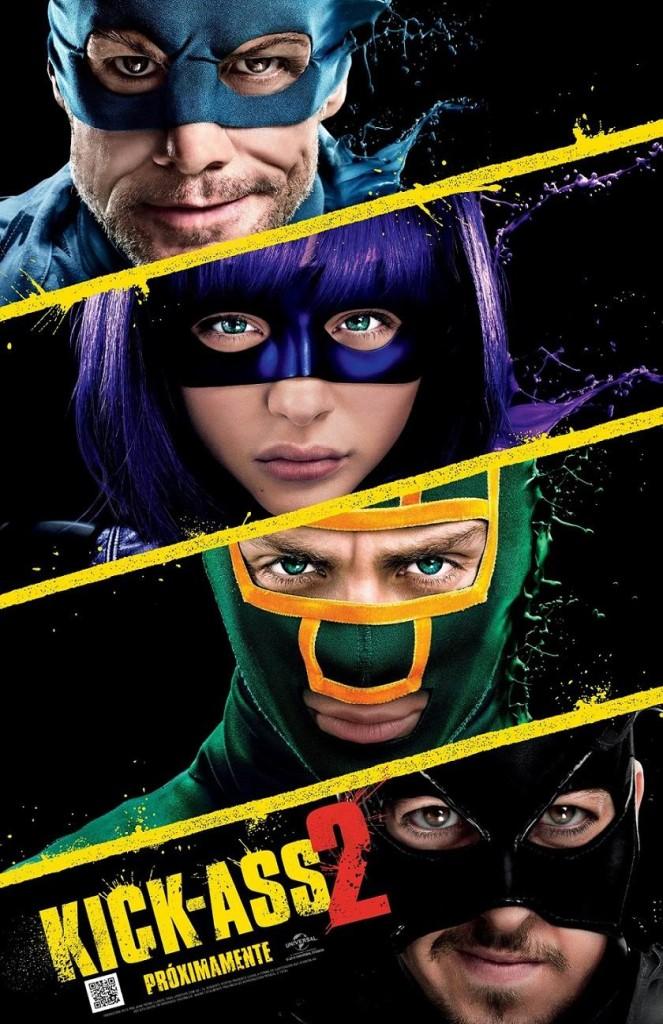 Пипец 2 / Kick-Ass 2 (2013): постер