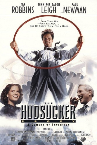 Подручный Хадсакера / The Hudsucker Proxy (1994): постер