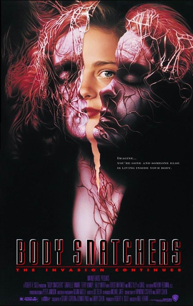Похитители тел / Body Snatchers (1993): постер