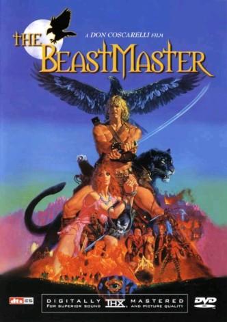 Повелитель зверей / The Beastmaster (1982): постер
