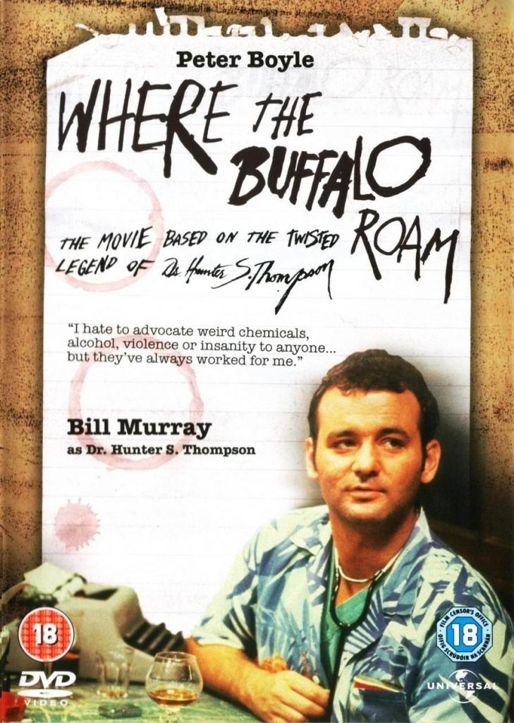 Там, где бродит бизон / Where the Buffalo Roam (1980): постер