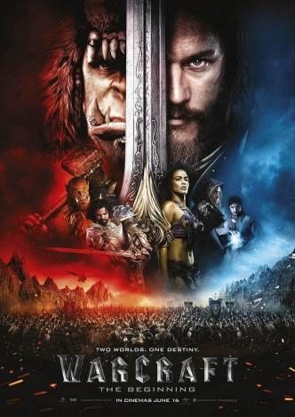 Варкрафт / Warcraft (2016): постер
