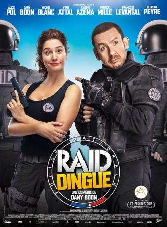 Возьми меня штурмом / Raid dingue (2016): постер
