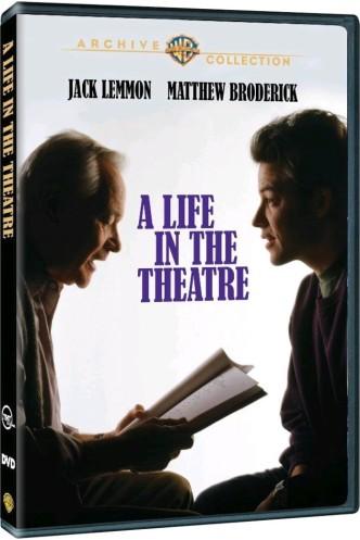Жизнь в театре / A Life in the Theater (1993) (ТВ): постер