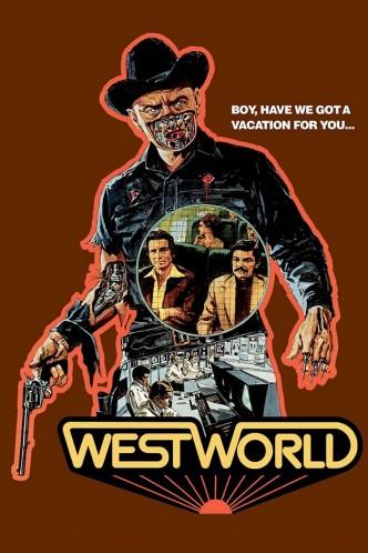 Западный мир / Westworld (1973): постер