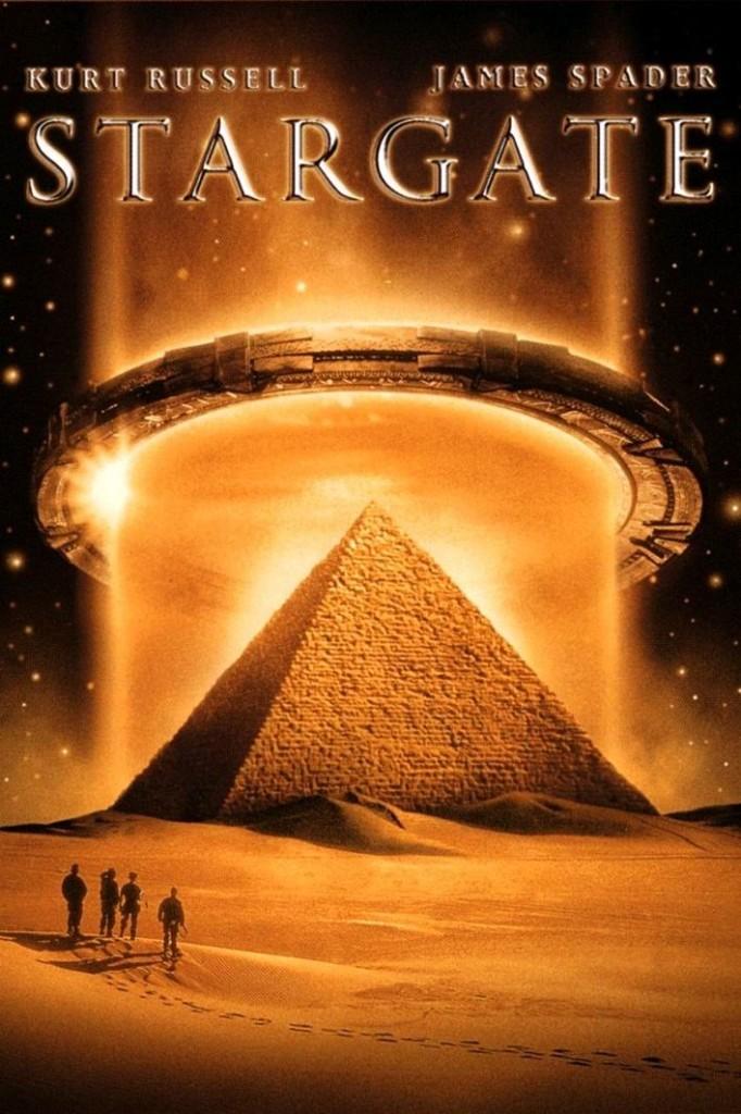 Звёздные врата / Stargate (1994): постер
