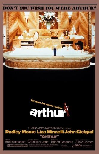 Артур / Arthur (1981): постер