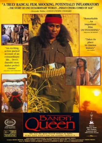 Королева бандитов / Bandit Queen (1994): постер