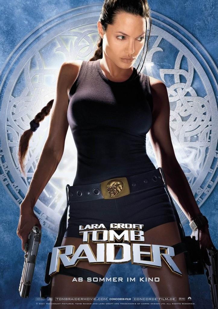 Лара Крофт: Расхитительница гробниц / Lara Croft: Tomb Raider (2001): постер