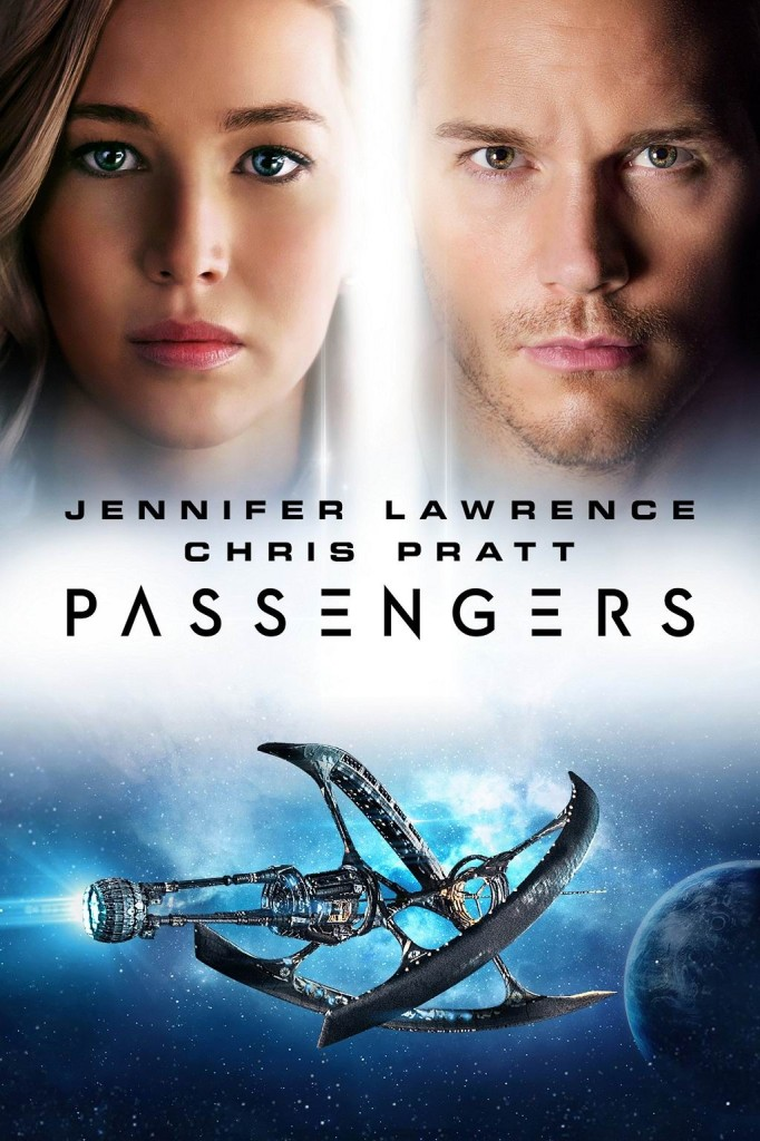 Пассажиры / Passengers (2016): постер