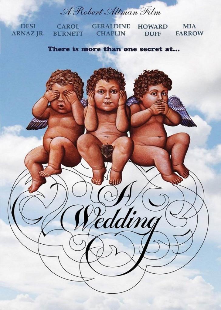 Свадьба / A Wedding (1978): постер