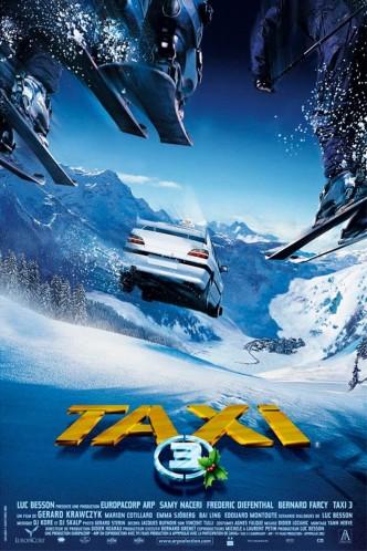 Такси 3 / Taxi 3 (2003): постер