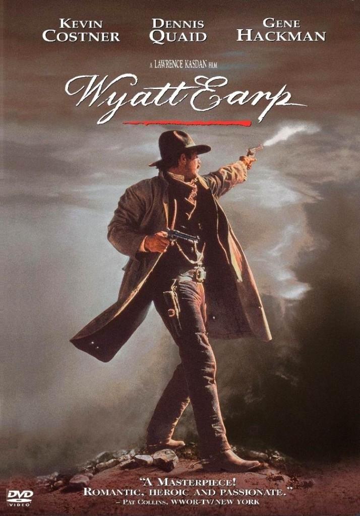 Уайетт Эрп / Wyatt Earp (1994): постер