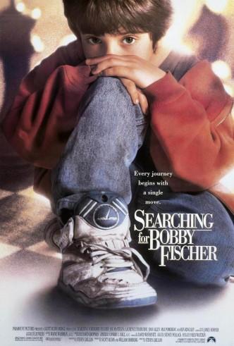 В поисках Бобби Фишера / Searching for Bobby Fischer (1993): постер