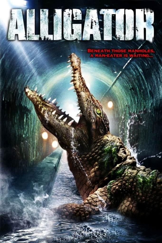 Аллигатор / Alligator (1980): постер