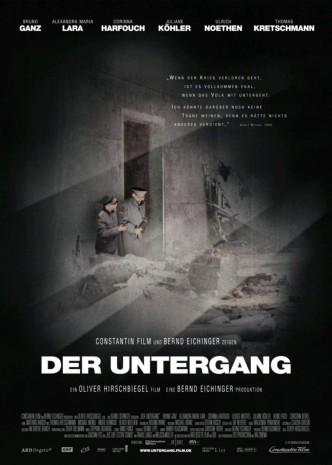 Бункер / Der Untergang (2004): постер