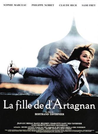 Дочь д'Артаньяна / La fille de d'Artagnan (1994): постер