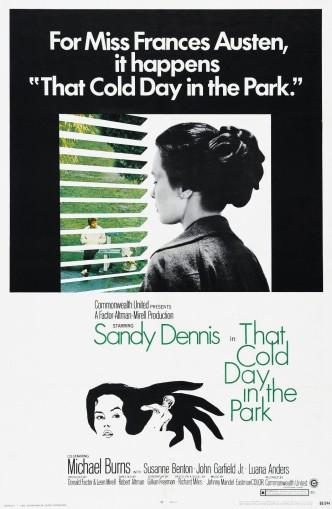 Холодным днём в парке / That Cold Day in the Park (1969): постер