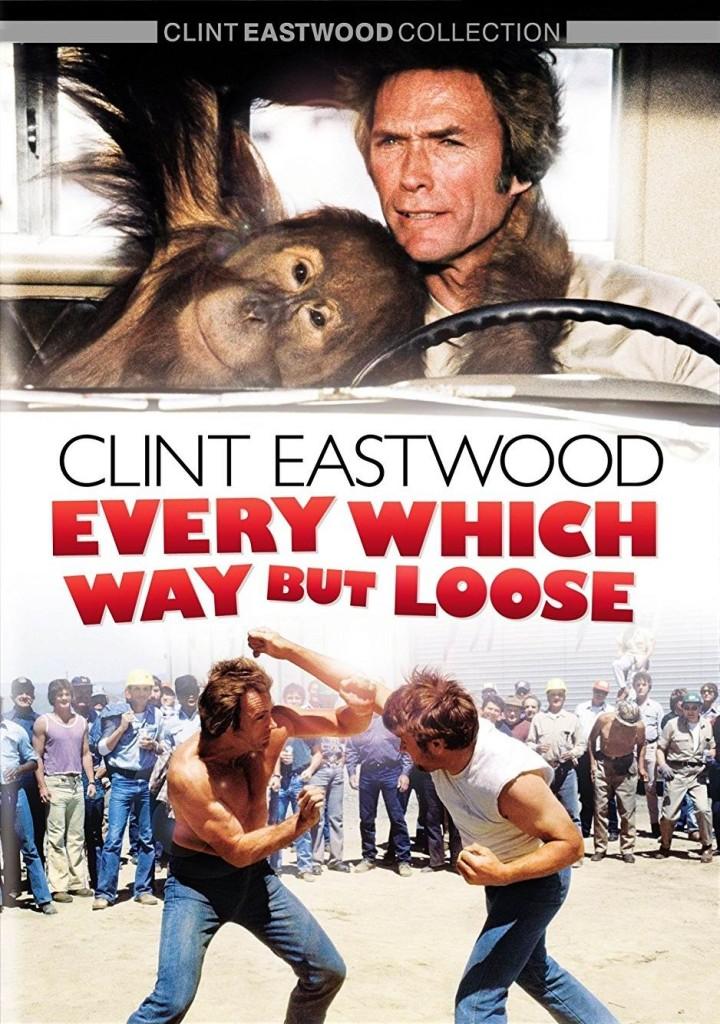 Как ни крути – проиграешь / Every Which Way But Loose (1978): постер