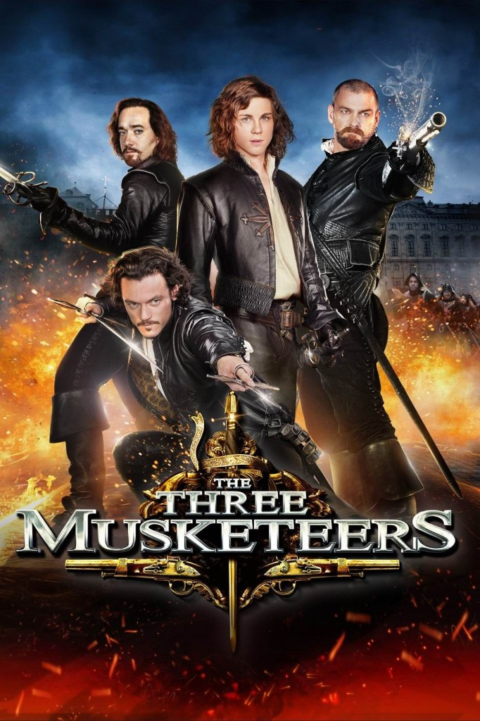 Мушкетёры / Die drei Musketiere / Les Trois Mousquetaires / The Three Musketeers (2005): постер