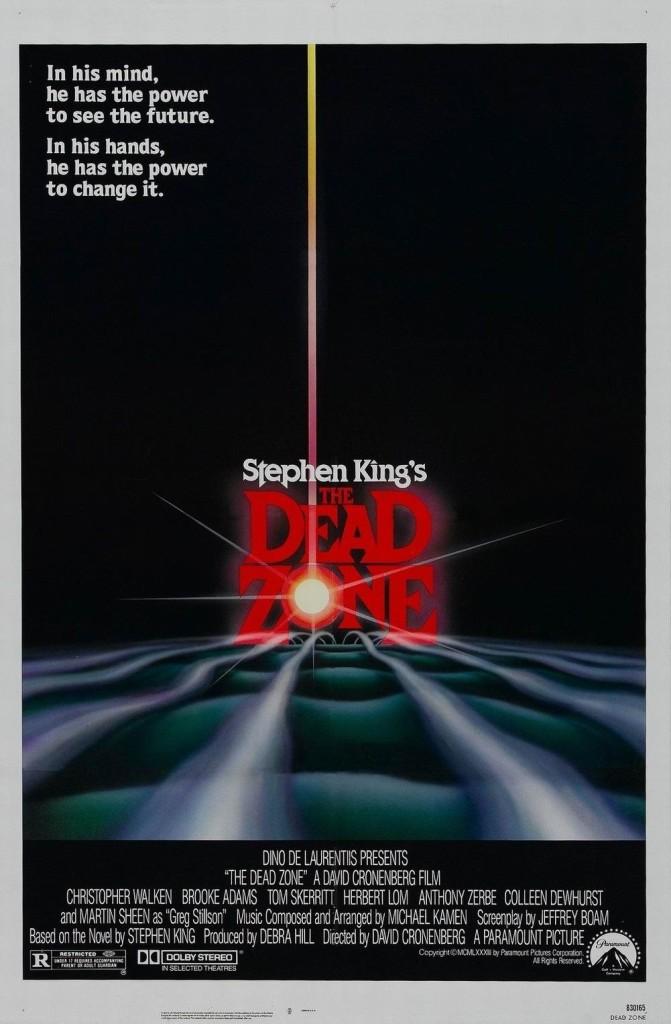 Мёртвая зона / The Dead Zone (1983): постер