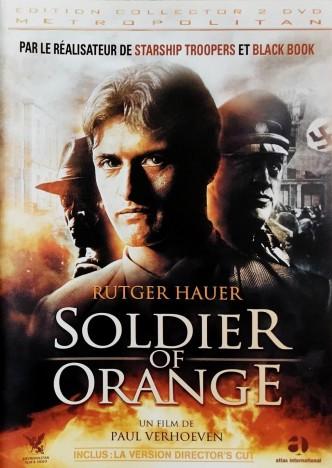 Оранжевый солдат / Soldaat van Oranje (1977): постер