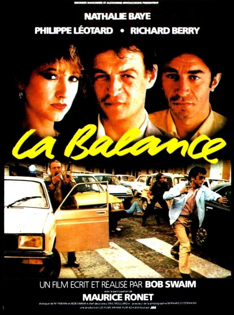 Осведомитель / La balance (1982): постер