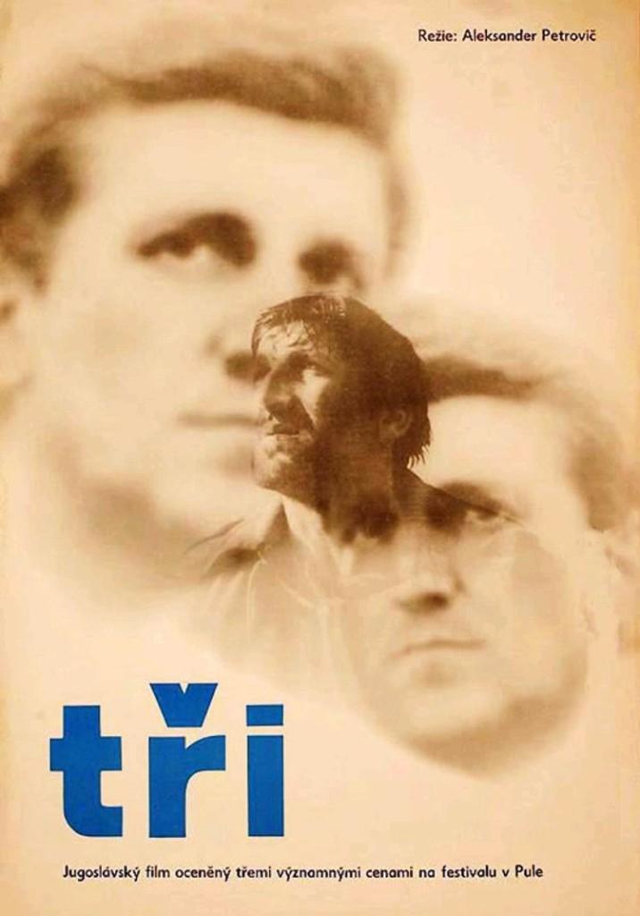 Папоротник и огонь / Tri (1965): постер