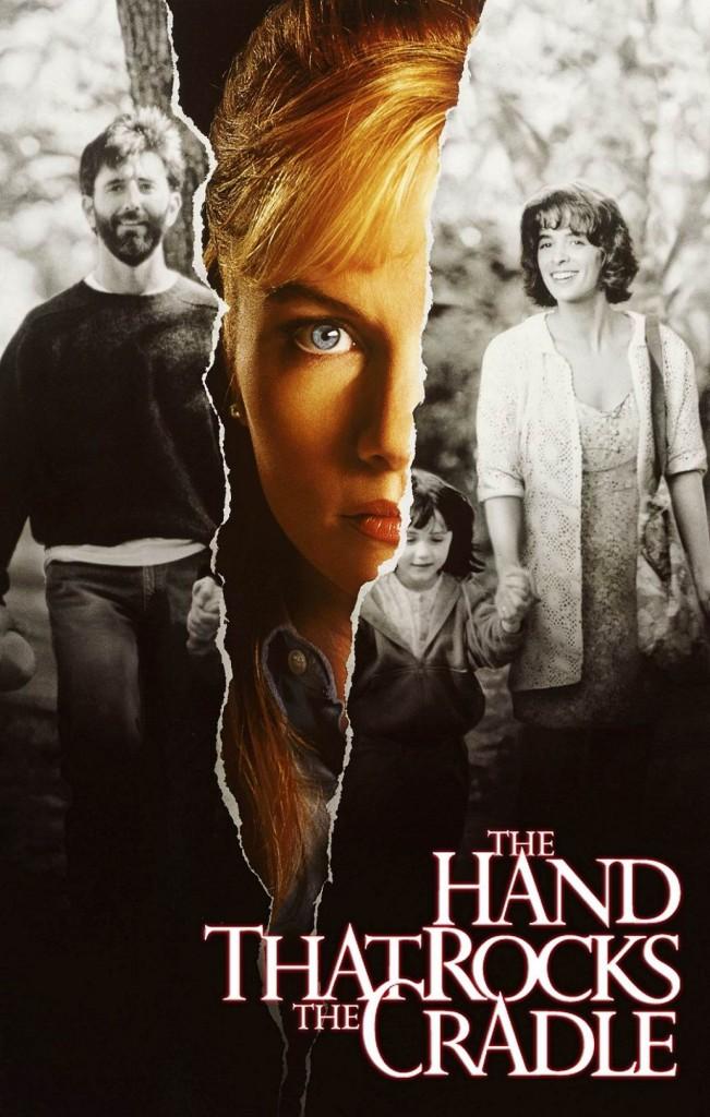 Рука, качающая колыбель / The Hand That Rocks the Cradle (1992): постер