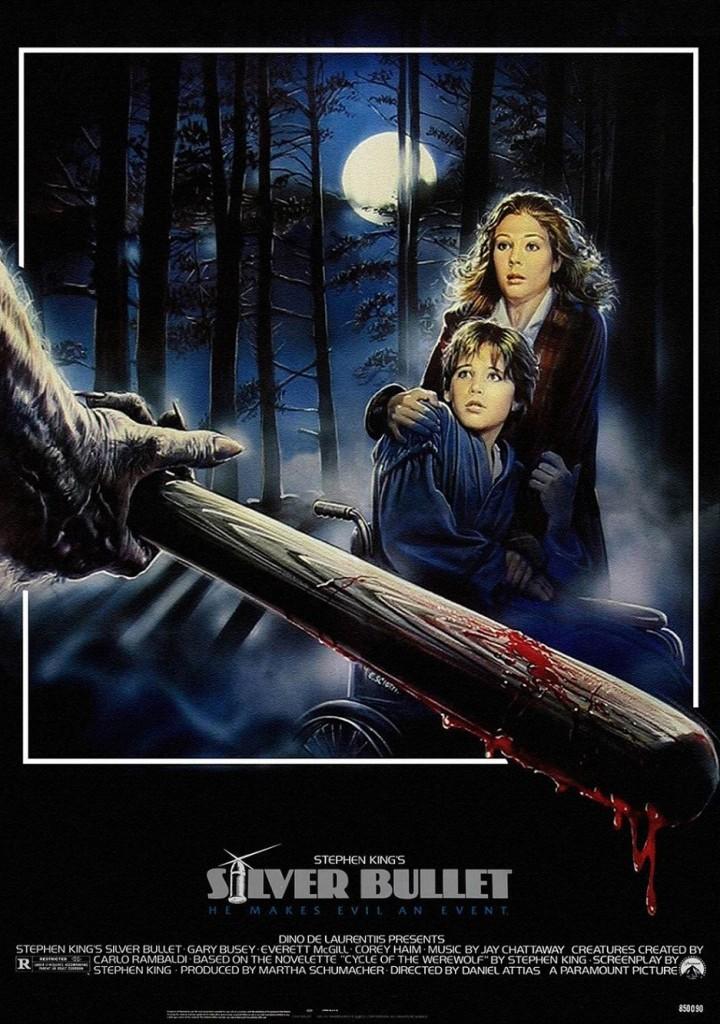 Серебряная пуля / Silver Bullet (1985): постер