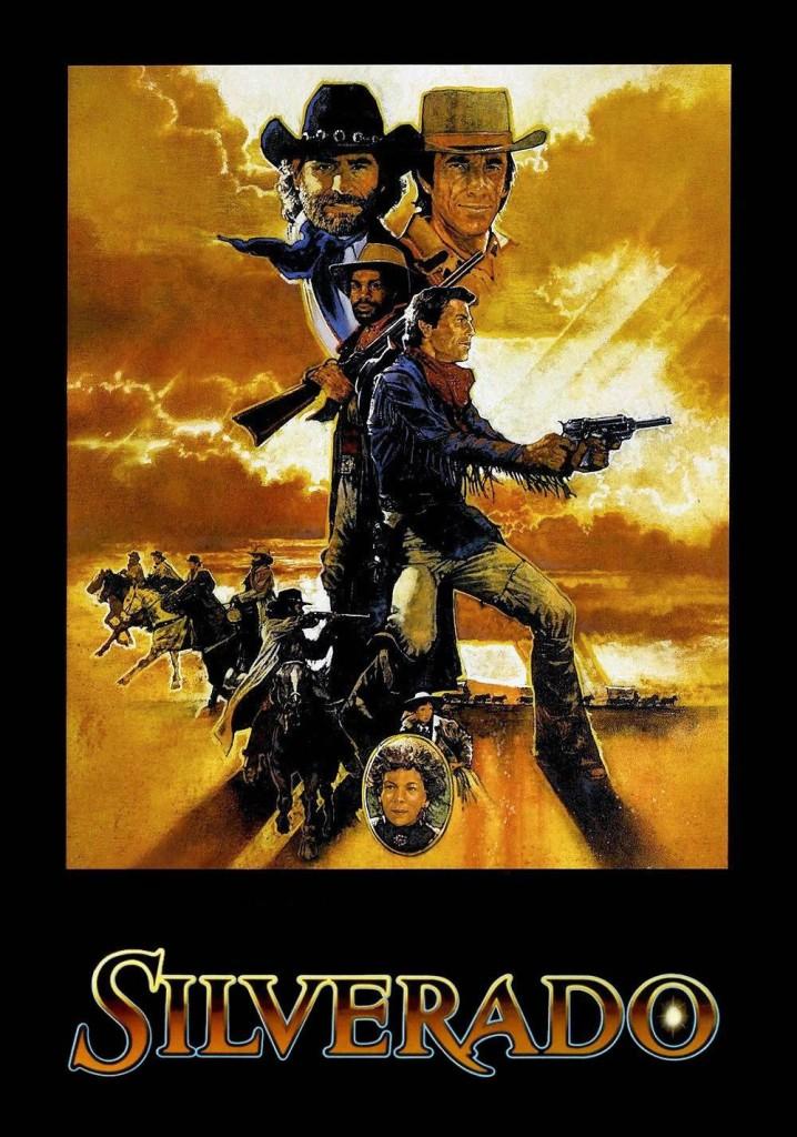 Сильверадо / Silverado (1985): постер