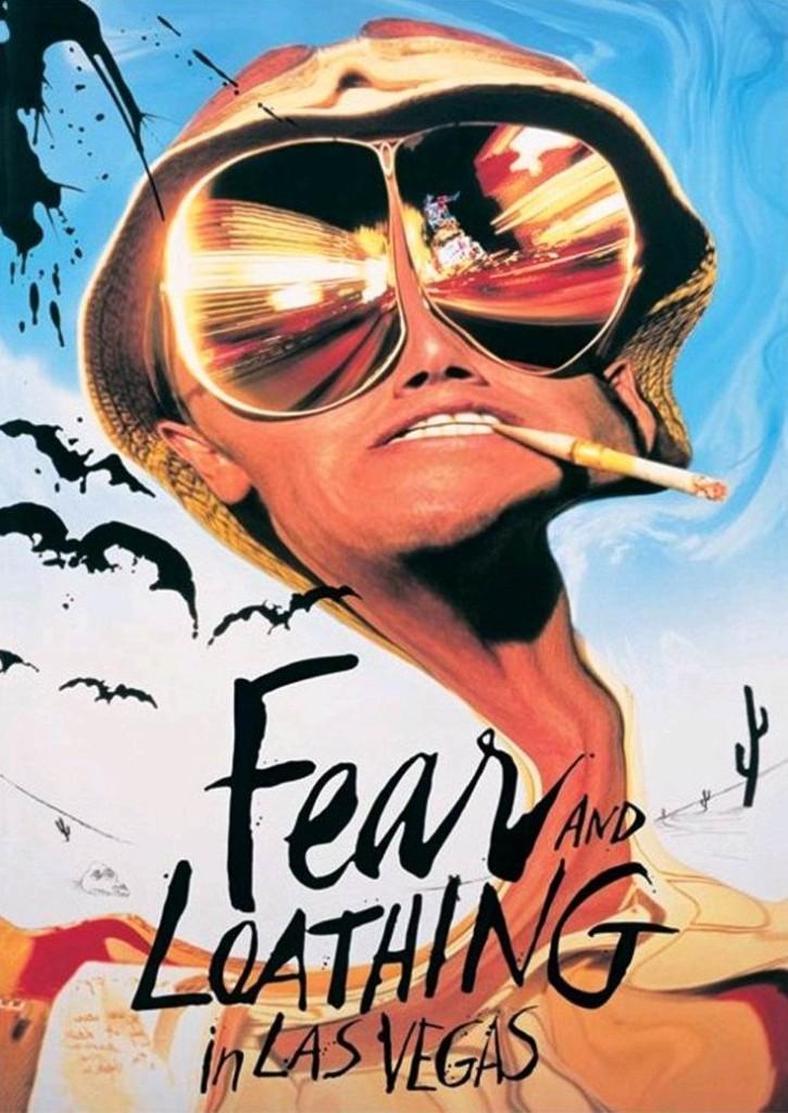 Страх и ненависть в Лас-Вегасе / Fear and Loathing in Las Vegas (1998): постер