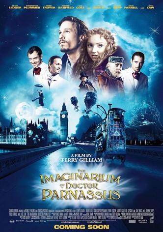 Воображариум доктора Парнаса / The Imaginarium of Doctor Parnassus / L'Imaginarium du Docteur Parnassus (2009): постер