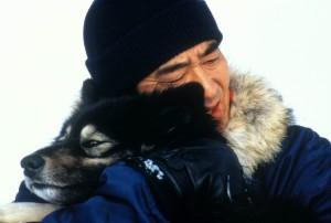 Антарктическая история / Nankyoku monogatari (1983): кадр из фильма