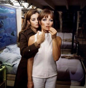 Лани / Les biches (1968): кадр из фильма