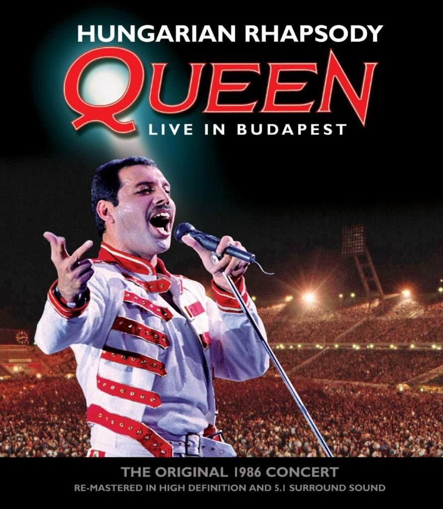 Live In Budapest / Varázslat – Queen Budapesten / Queen Live in Budapest (1987): постер